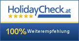 Hotel ratings on holidaycheck